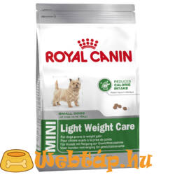 Royal Canin Mini Light Weight Care 0.8kg