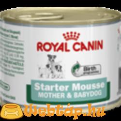 Royal Canin Mini Starter Mousse Mother & Babydog 1.96kg