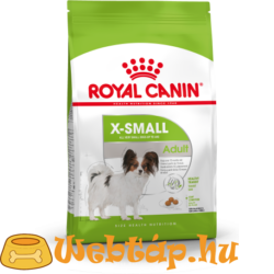 Royal Canin X-Small Adult 0.5kg