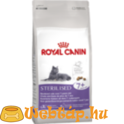 Royal Canin Sterilised +7  0.4kg
