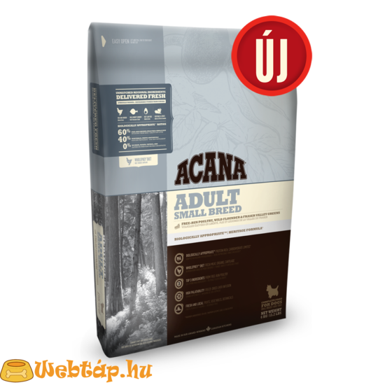 Acana Adult Small Breed 0.34kg kutyatáp