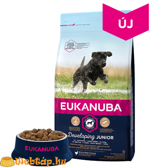 Eukanuba Junior Large Breed