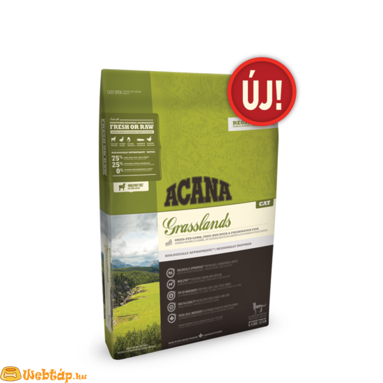Acana Grasslands Cat & Kitten 0.34kg