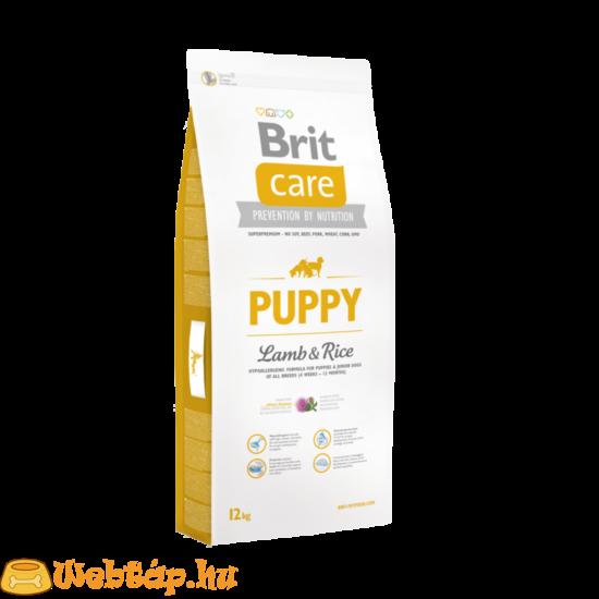 Brit Care Puppy All Breed Lamb & Rice 1kg kutyatáp