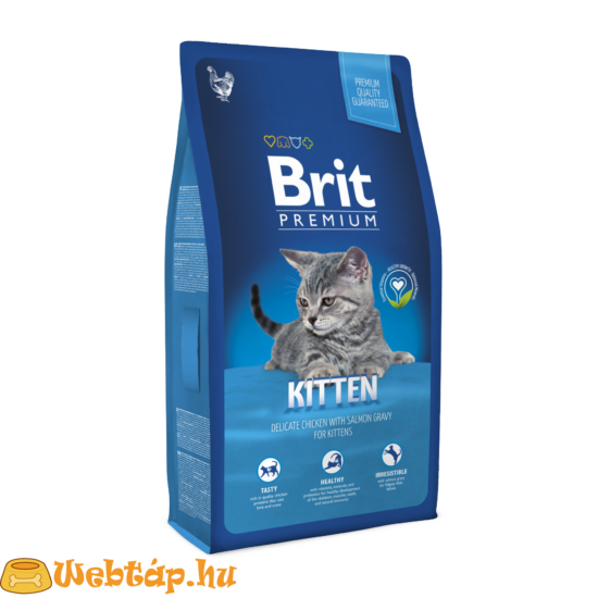 Brit Premium Cat  Kitten 0.8kg