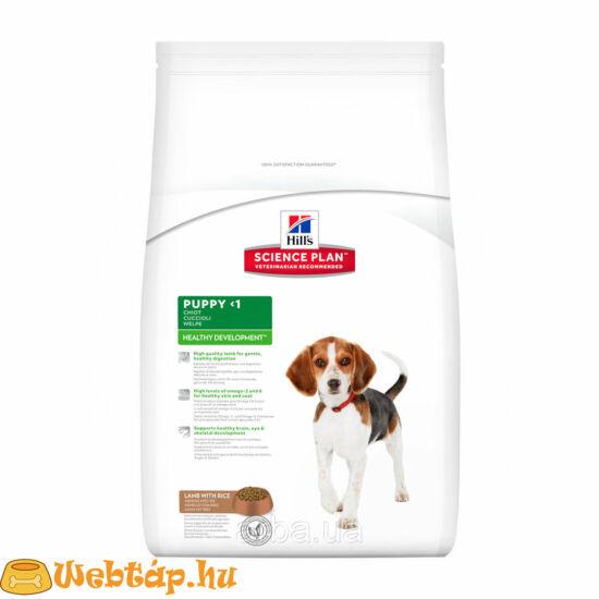 Hill's SP Canine Puppy Lamb & Rice 1 kg kutyatáp