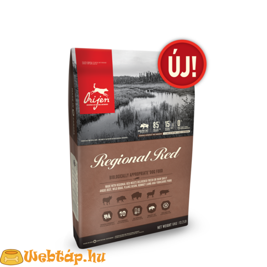 Orijen Regional Red 0.34kg