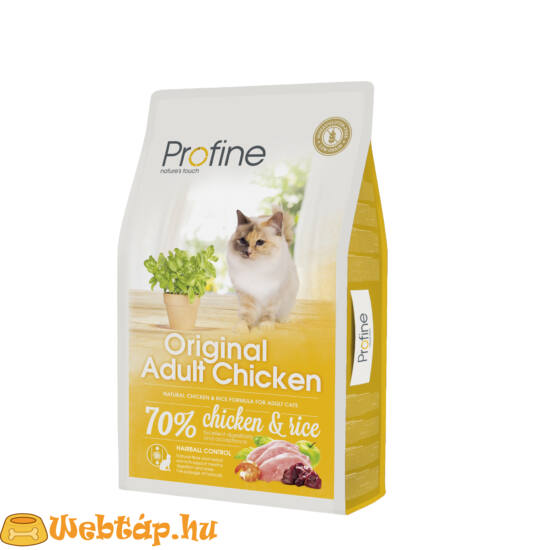 Profine Cat Adult Chicken 2kg macskatáp