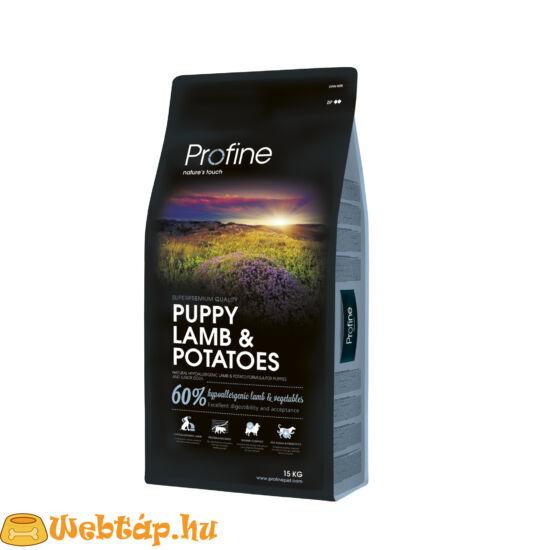 Profine Puppy Lamb 3kg kutyatáp