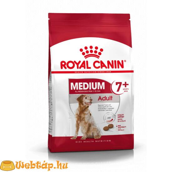 Royal Canin Medium Adult 7+. 4kg
