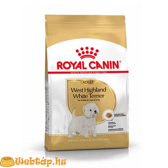 Royal Canin West Highland White Terrier Adult 0.5kg