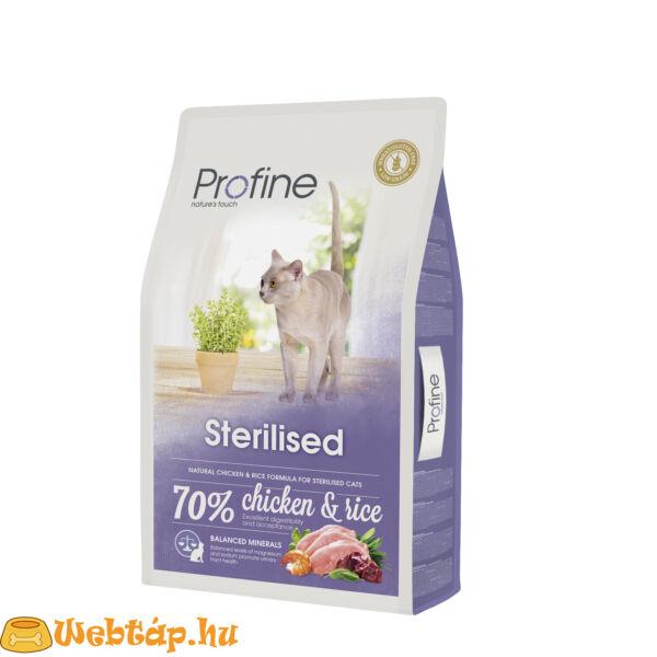 Profine Cat Sterilised 2kg macskatáp